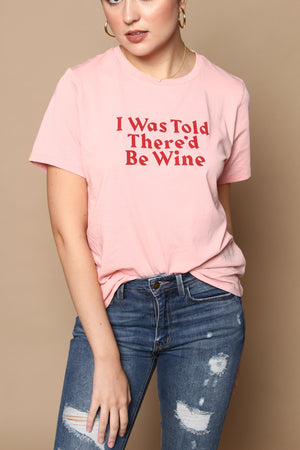 Ban.do Told There'd Be Wine Tee