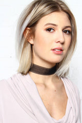 Mesh Together Choker