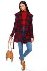 BB Dakota Wingfield Hooded Coat