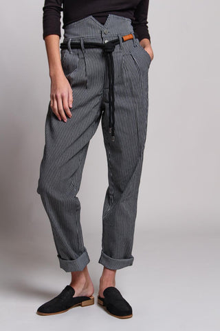 Know The Ropes Highwaist Pant