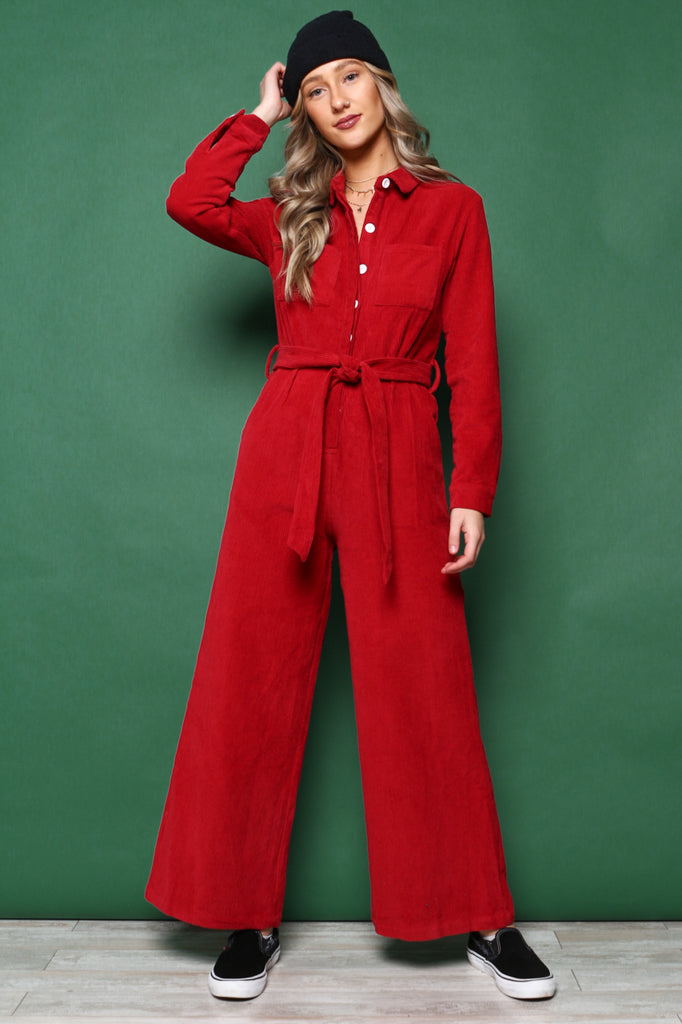 Charlie Holiday Ha Long Jumpsuit