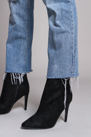 Chinese Laundry Song Bird Suede Bootie