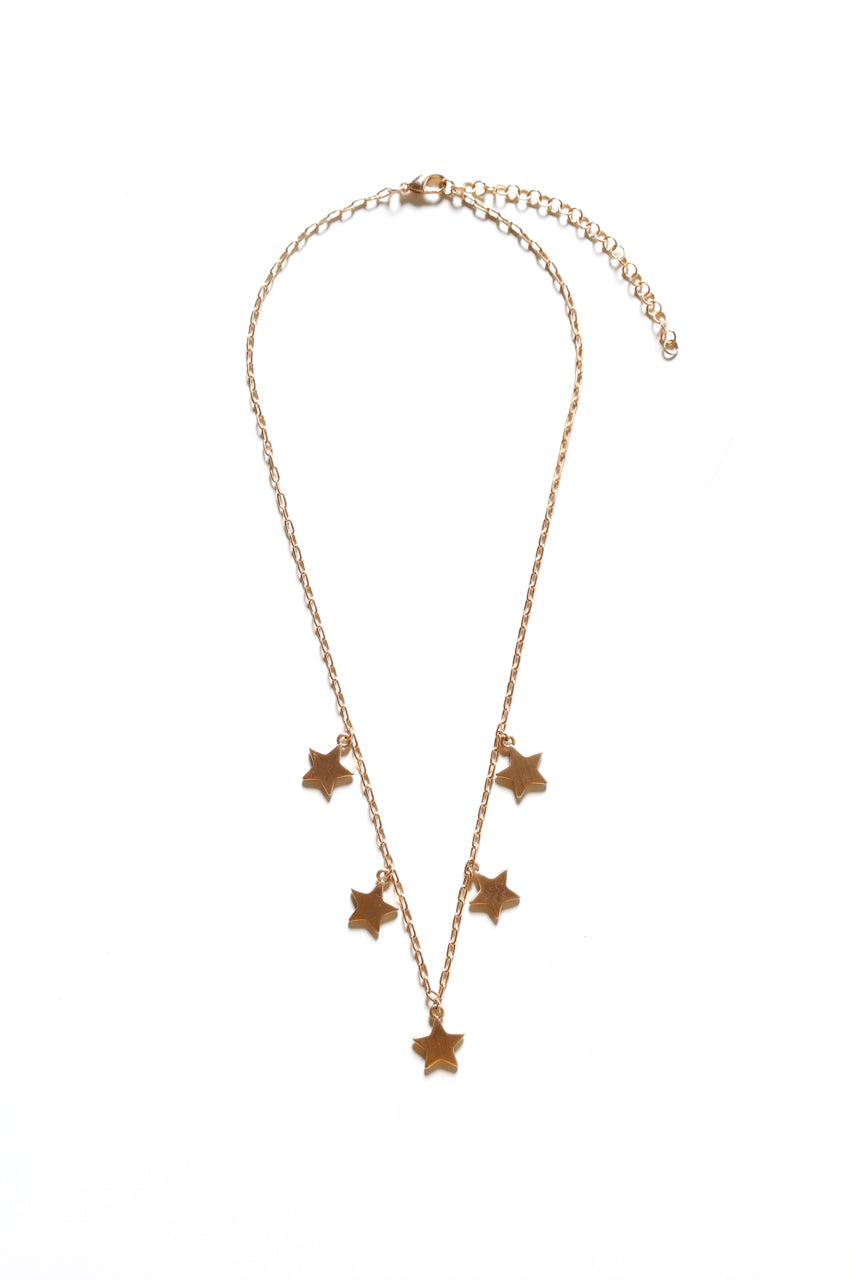 Star Charm Necklace
