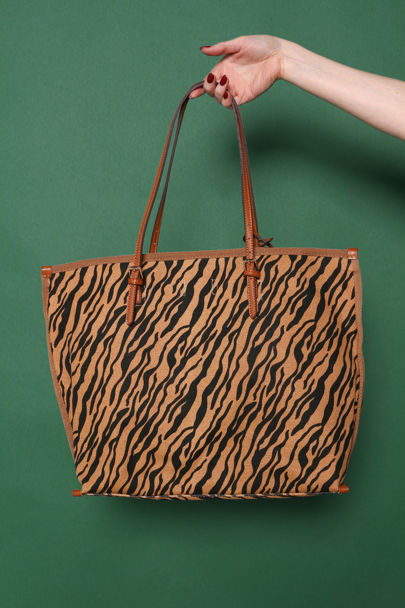 Animal Instinct Tote