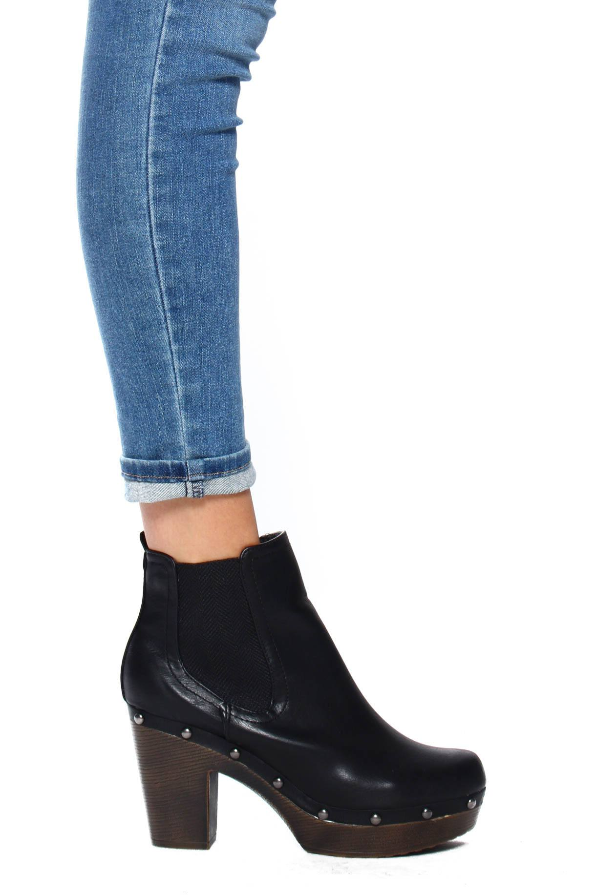 Stomping Ground Studded Bootie