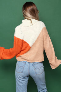 MINKPINK Colour Block Jumper