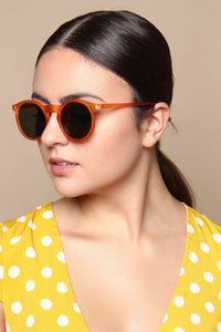 Classic Shades - Orange