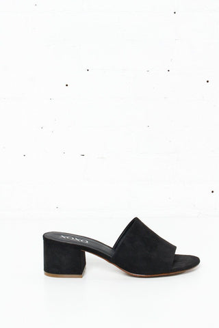 Henrietta Slides - Black