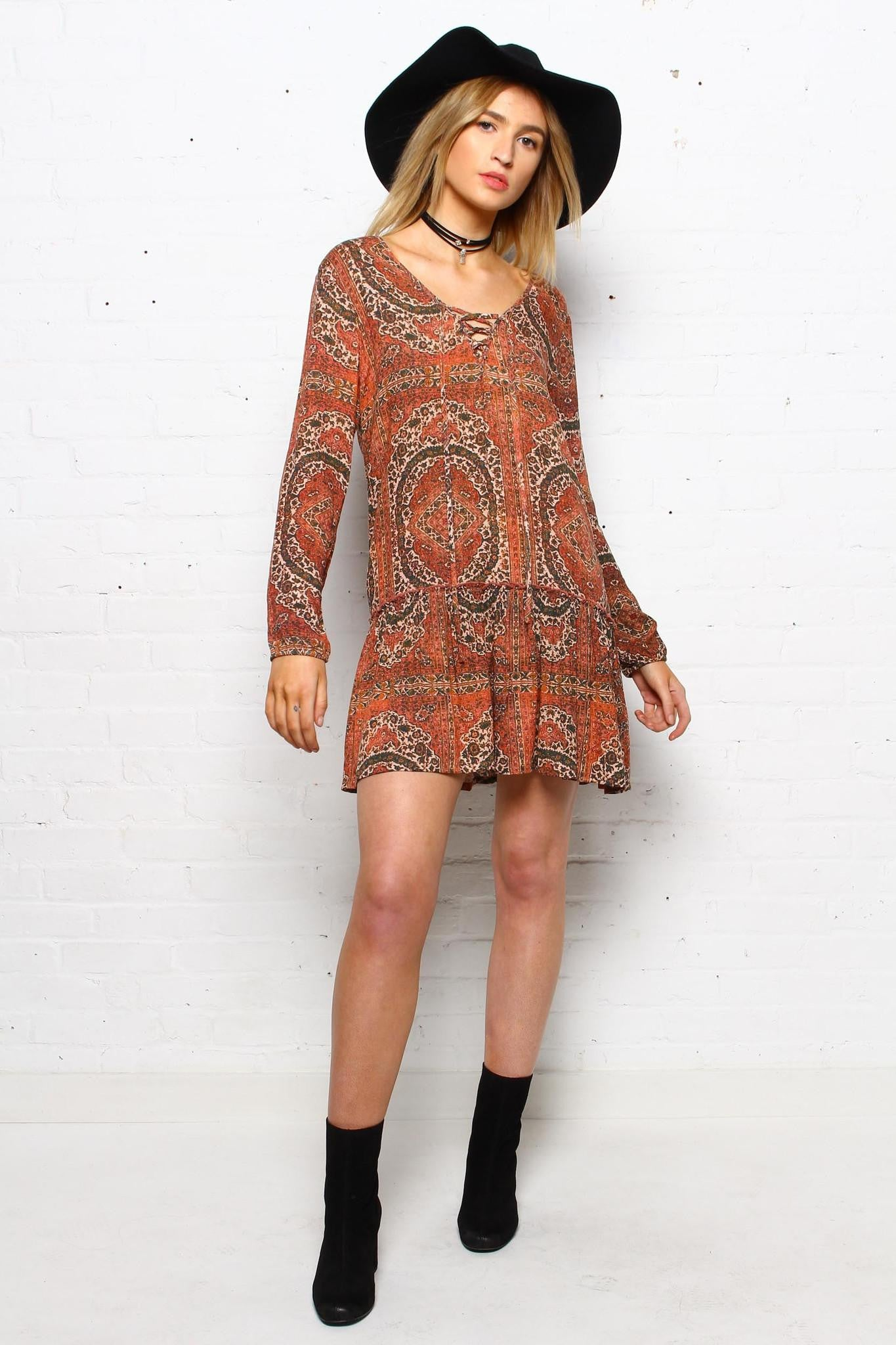 Knot Sisters Haight Street Dress