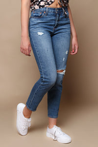 Levi's Wedgie Icon Fit Jeans - Higher Love