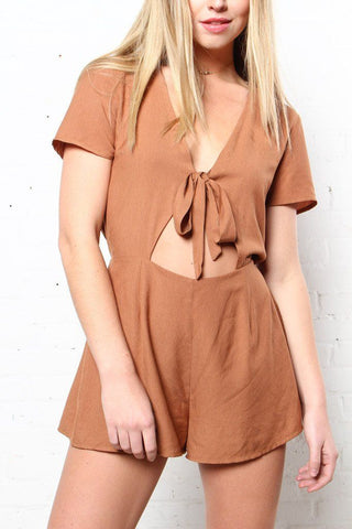 Somedays Lovin' Miles Away Romper