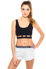 Tone And Cutouts Active Top