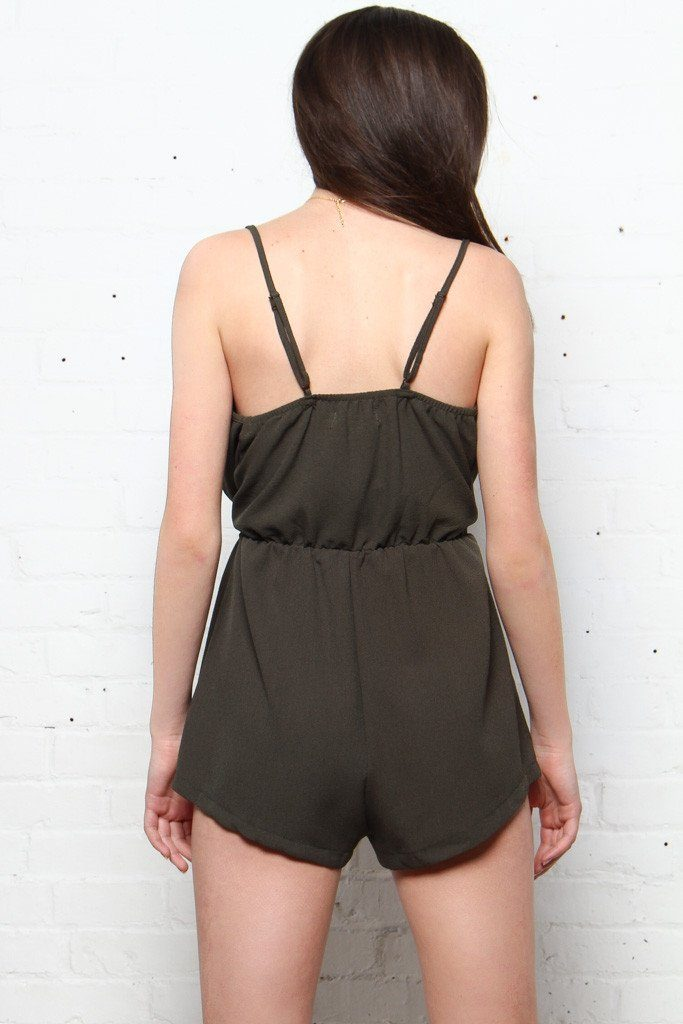 Reverse Don't Get It Twisted Romper