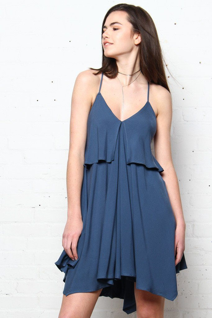 BB Dakota Auda Trapeze Dress