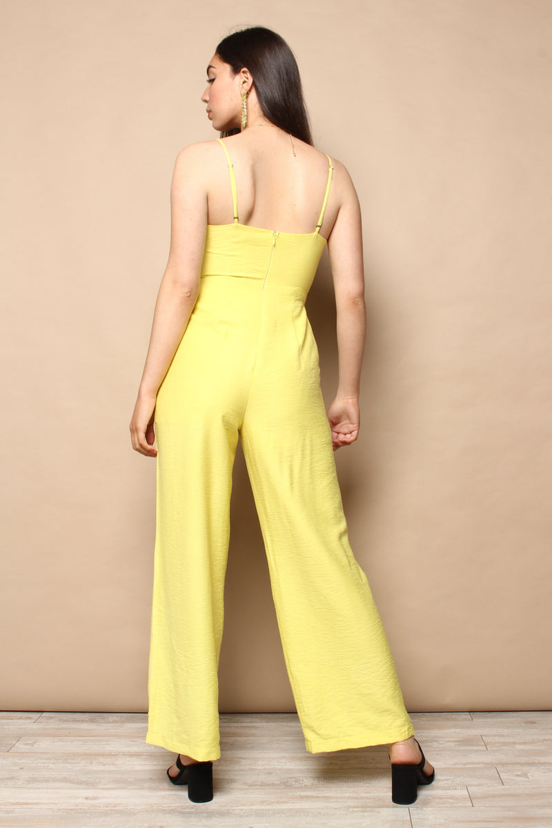 Double Knot Jumpsuit
