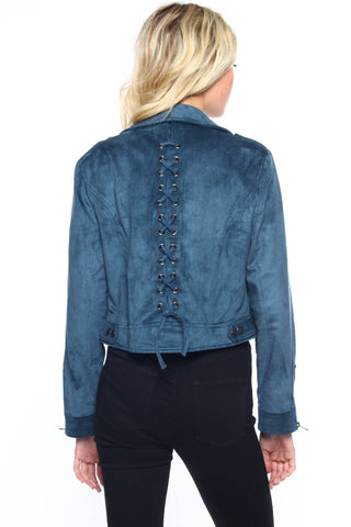 Somedays Lovin' Her Road Cropped Jacket
