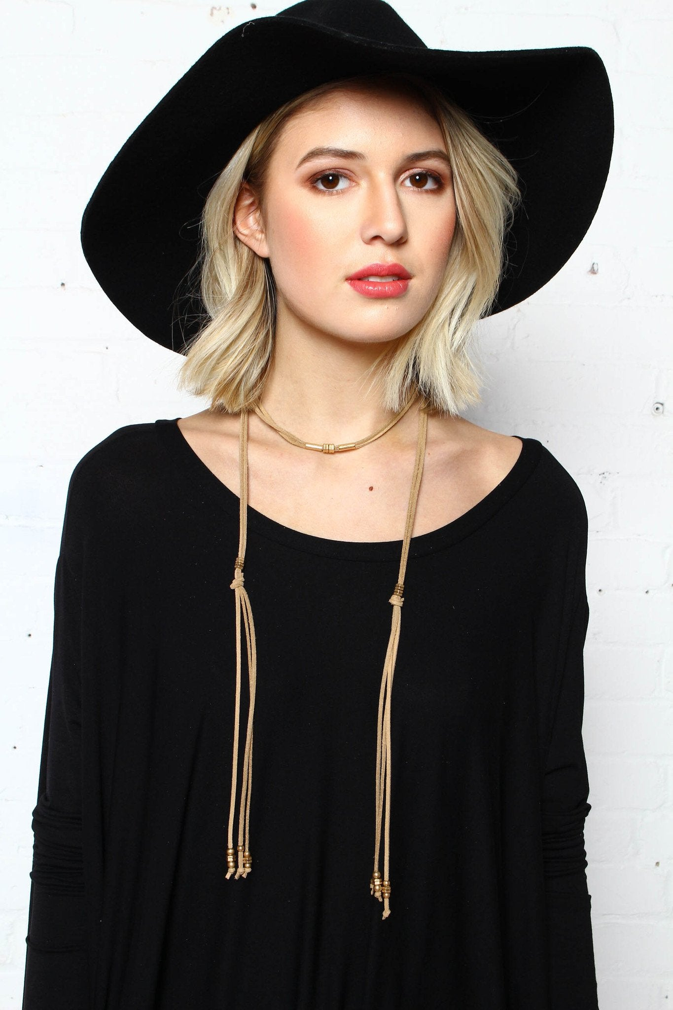 Long Way Down Choker