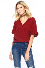 BB Dakota Hatley Blouse