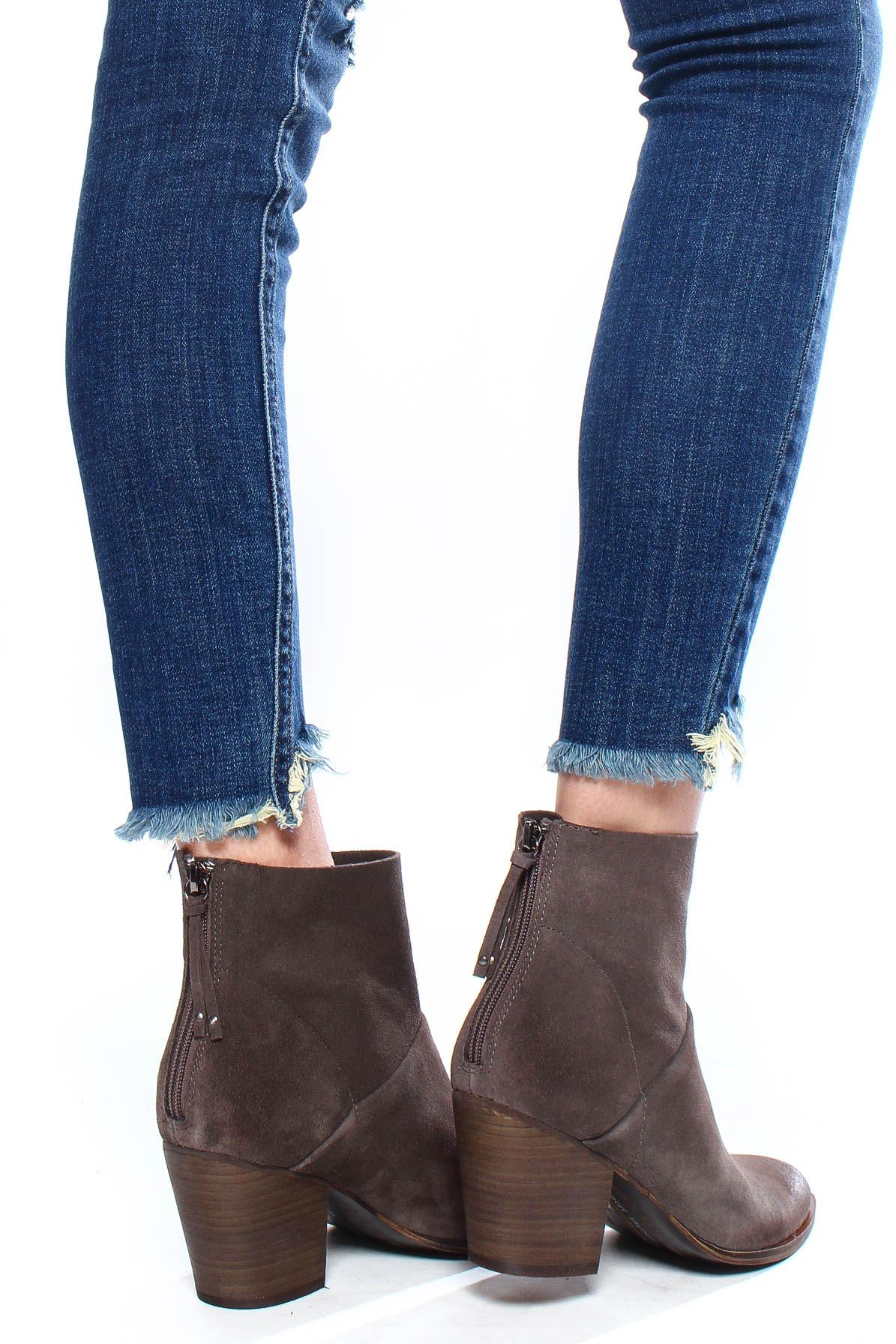 Chinese Laundry Kind Heart Suede Bootie