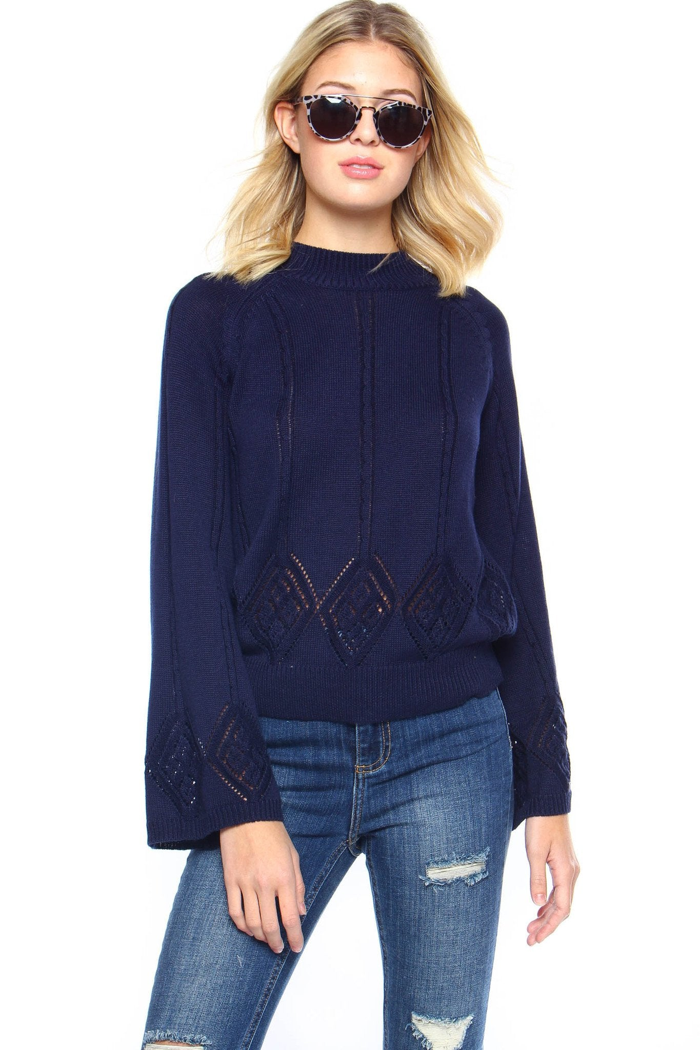 Somedays Lovin' Night Walk Sweater