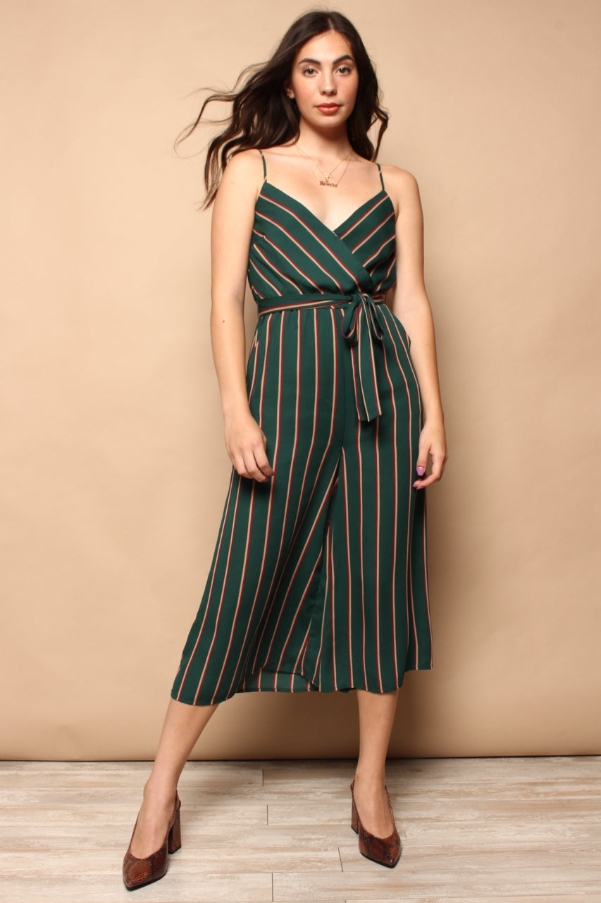 BB Dakota Cross The Line Jumpsuit