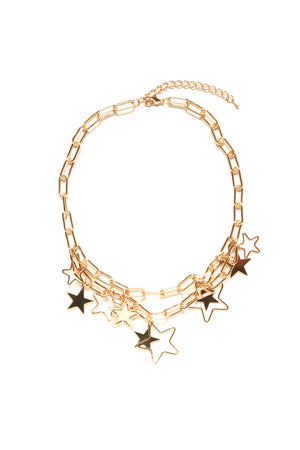 Starry Statement Necklace