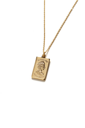 Killer Queen Coin Necklace