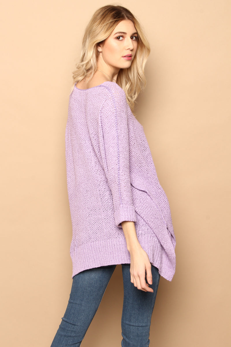 See It Through Drapey Knit