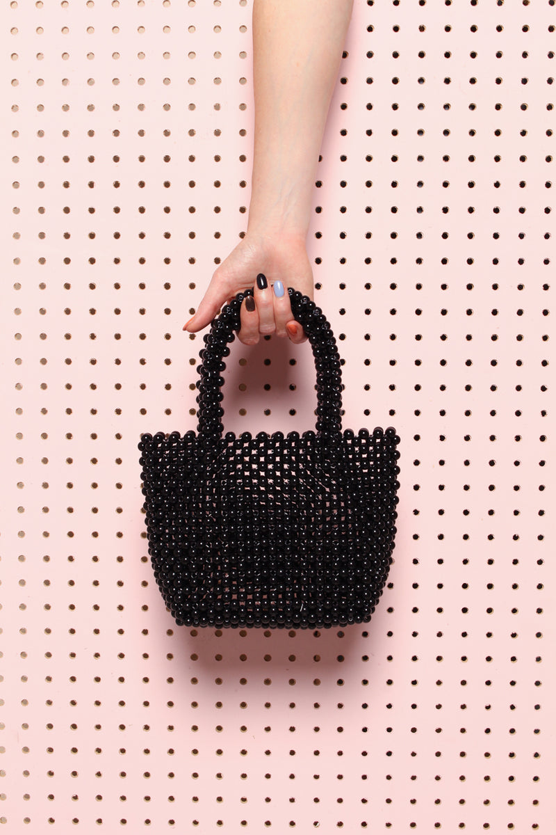 Rhonda Beaded Handbag