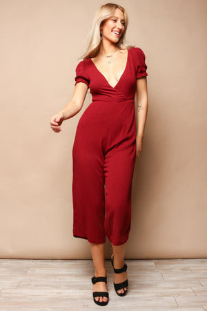 Sage the Label Nightcap Jumpsuit