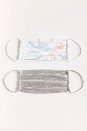 Z Supply Cotton Face Mask Set