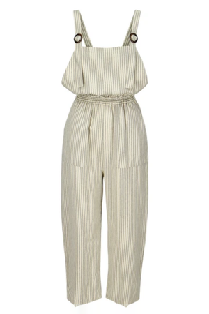 Bishop & Young Seabreeze Overall Jumpsuit