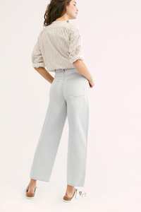 Free People Frank Dad Jeans