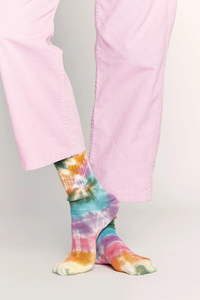 Daydreamer Tie Dye Socks