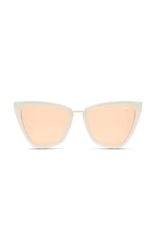 Quay Reina Oversize Cat Eye Sunnies