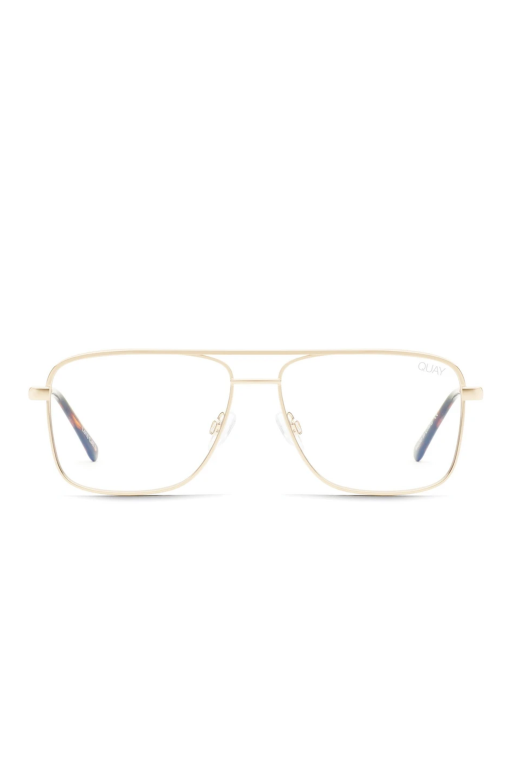 Quay Poster Boy Mini Blue Light Glasses