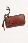 Free People Distressed Leather Wallet