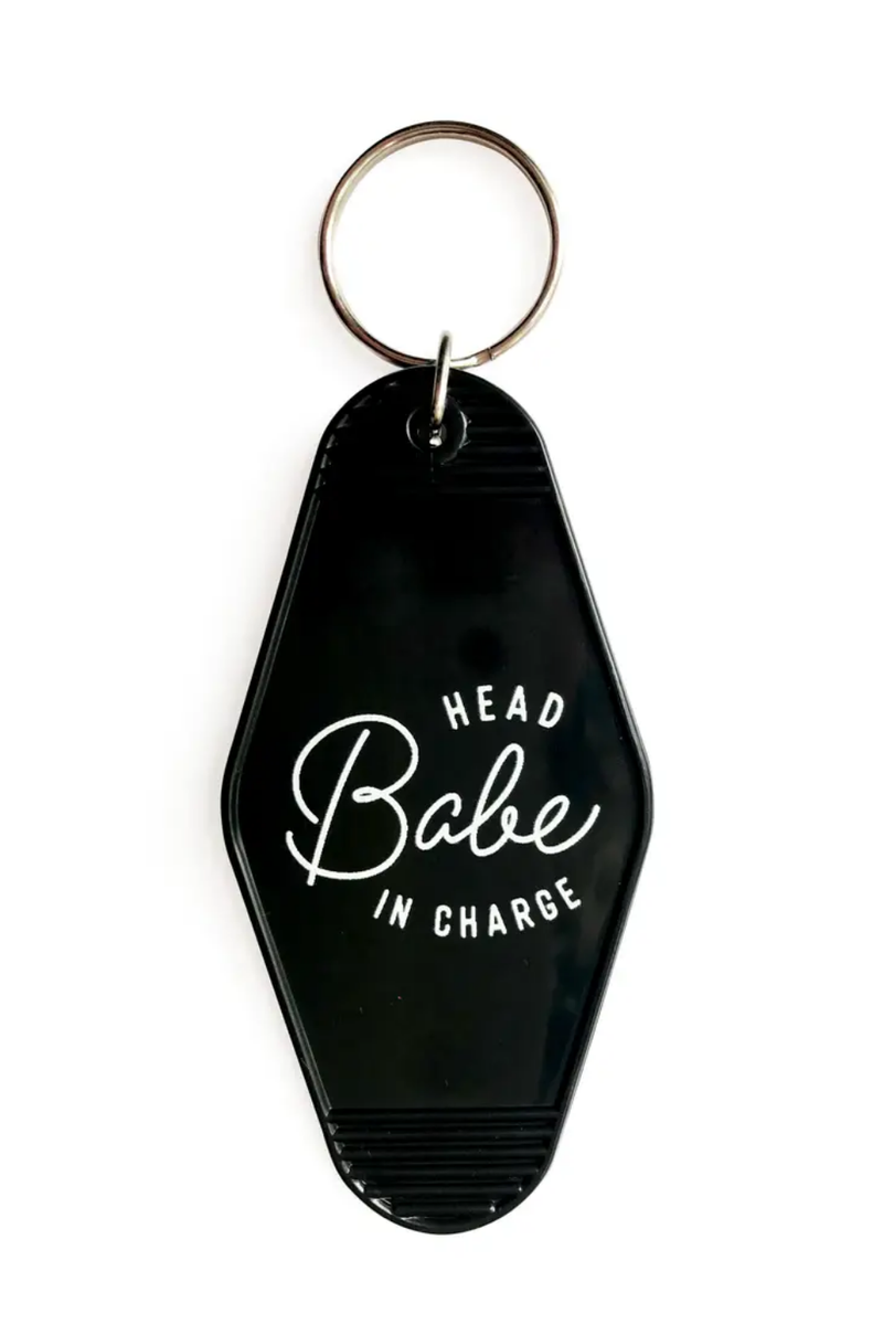 Boss Dotty Key Tag