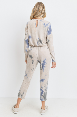 Stay In Cozy Jumpsuit