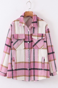 The All Day Plaid Shacket