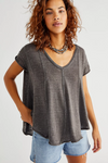 Free People Sammie Swing Tee