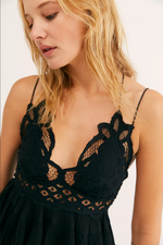Free People Adella Lace Cami