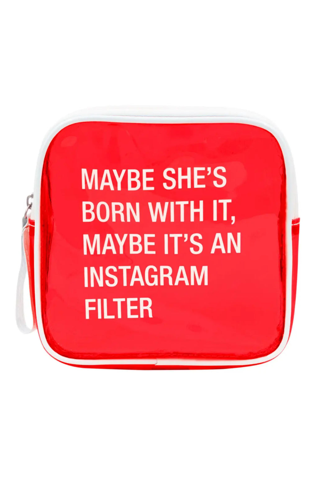 About Face Instagram Makeup Bag