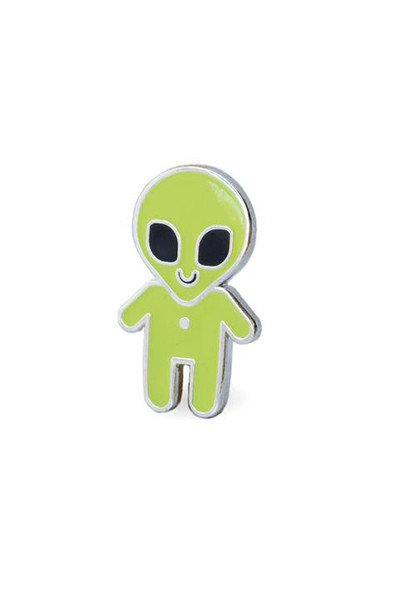 These Are Things Pin - Alien Baby