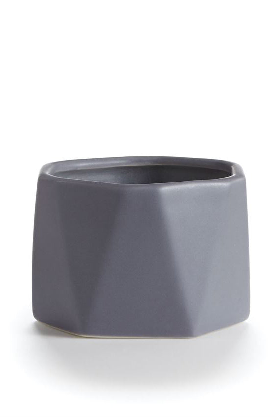 Illume Dylan Ceramic Candle - Blackberry Absinthe
