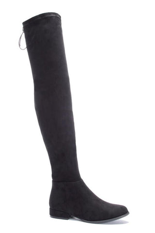 Chinese Laundry Rachelle Over The Knee Boot - Black