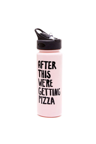 Ban.do Workin It Out Water Bottle - Pizza