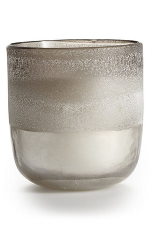 Illume Mojave Glass Candle - Tonka Noir
