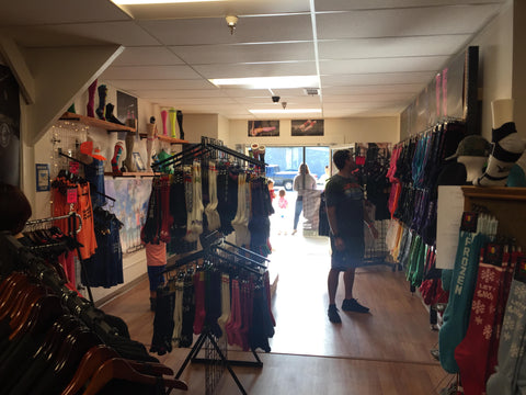 A look inside our store