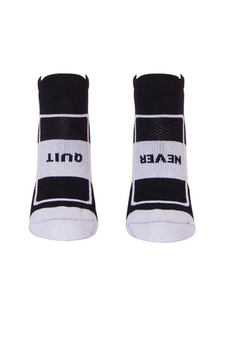 Never Quit Compression Footie S/M